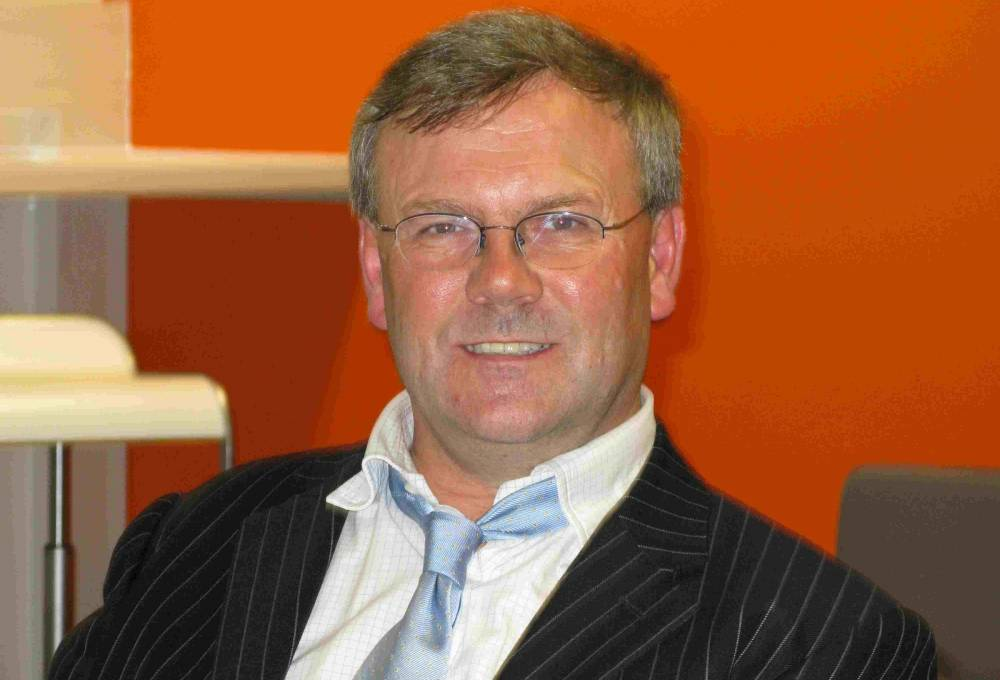Professor Declan Naughton