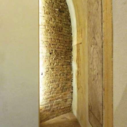 Historic Building Conservation - Santa Corona Vicenza 2015