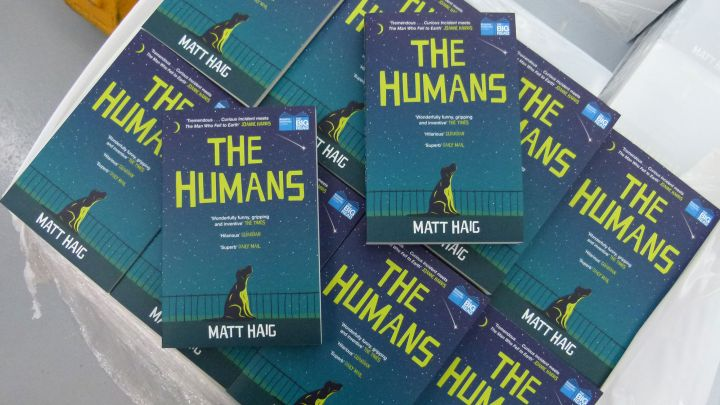 An audience with Matt Haig