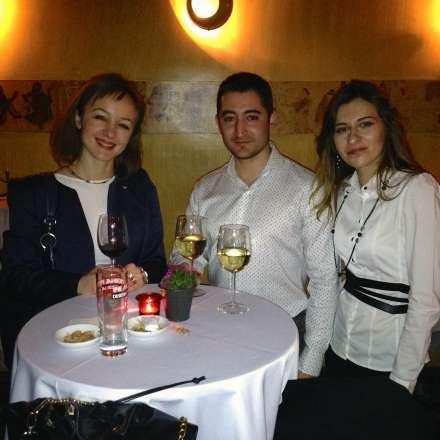 Istanbul reunion 2015