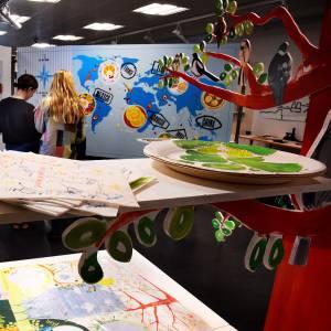 Kingston University art, design and architecture students showcase creative talents at annual undergraduate degree show