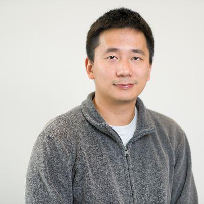 Dr Jinsha Zhao