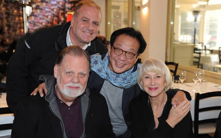 Kingston University alumnus Tan Sri Francis Yeoh receives Capri Legend Humanitarian Award at Capri Hollywood Film Festival