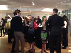 Kingston University's second alumni reception in the USA hailed a great success as graduates and staff gather in New York