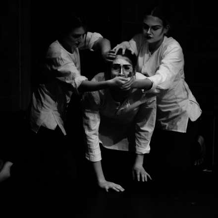 Mind Makes the Man. Student devised 3rd year Production Project (2015)
