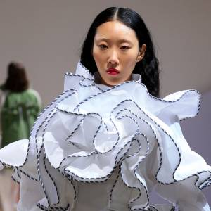 Design Museum rolls out runway for Kingston University MA Fashion graduates in 10 year anniversary show