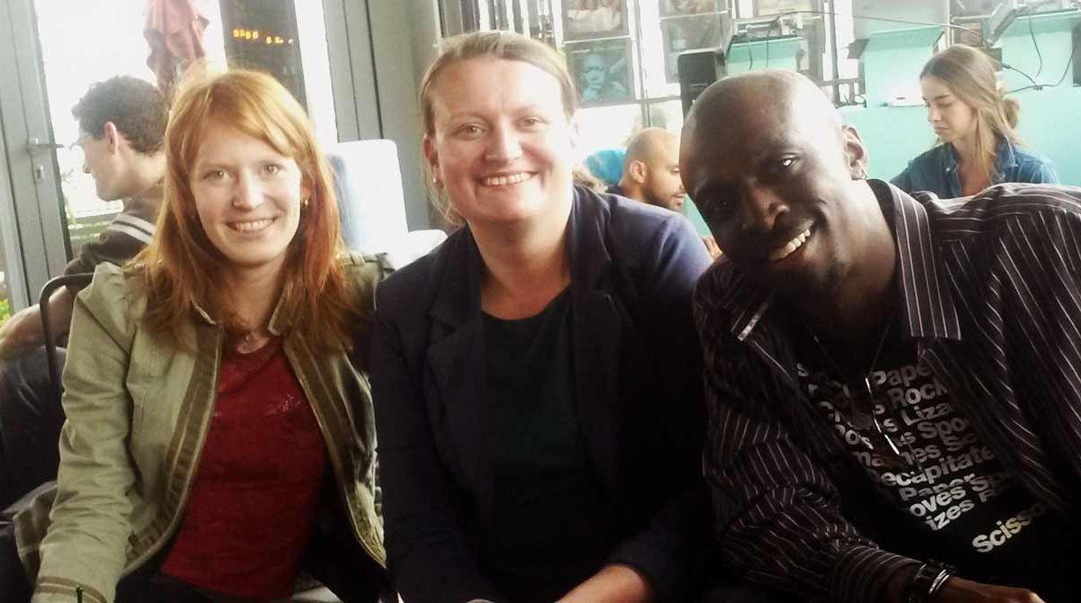 Kingston University alumni reunion in Berlin, May 2015