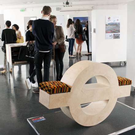 Student work from the Art, Design and Architecture degree show