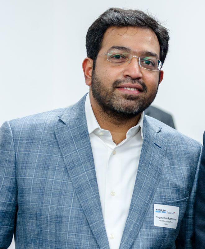 Lebara owner Yoganathan Ratheesan