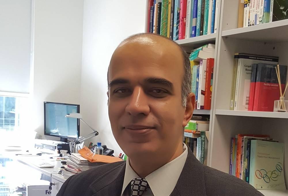 Dr Reza Zanjirani Farahani