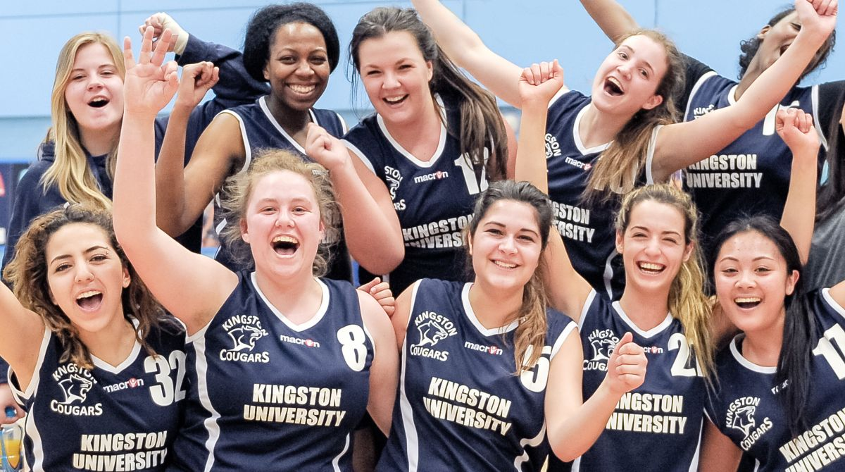 Kingston University sport science and nutrition degrees scoop 100 per cent student satisfaction rating for second year running in National Student Survey