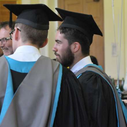 BLAW Graduation Ceremonies