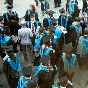 Unsung heroes share their stories from behind the scenes at Kingston University's graduation ceremonies