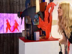 Undergraduate Open Day for Kingston School of Art