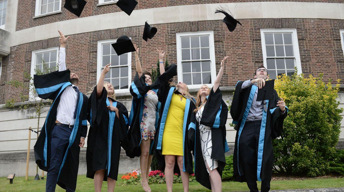Graduation ceremonies shine spotlight on achievement and dedication of Kingston University students