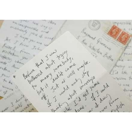 Iris Murdoch letters to Queneau
