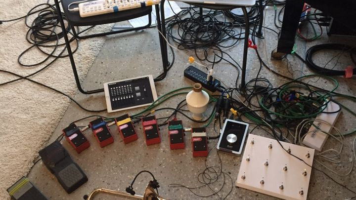 Humanising music technology