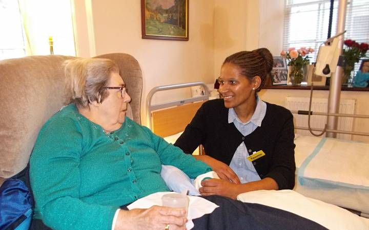 New style of community nursing improves care for patients with complex needs, researchers from Kingston University and St George's, University of London find