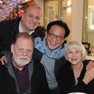 Kingston University alumnus Tan Sri Francis Yeoh receives Capri Legend Humanitarian Award at Capri Hollywood Film Festival