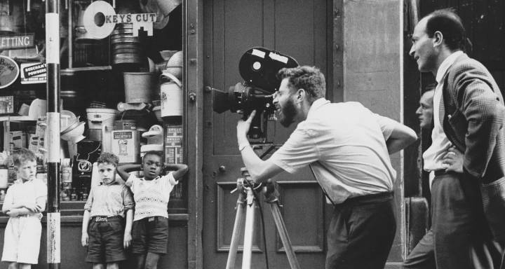 Kingston University agrees creative partnership with the British Film Institute (BFI) to give film students access to historic moving image archive