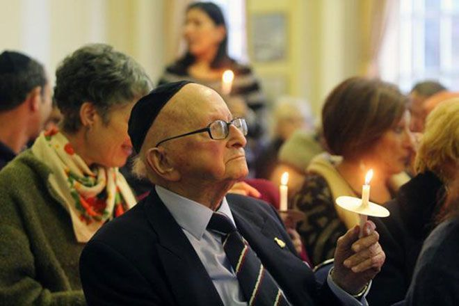 Holocaust Memorial Day