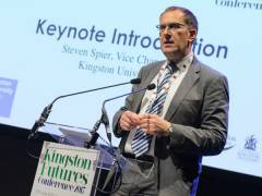Developing country's young talents vital to borough's growth, Kingston University Vice-Chancellor Professor Steven Spier tells Kingston Futures conference