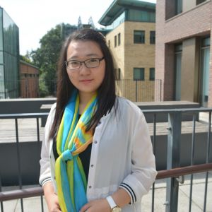 Cindy, MBA student, Beijing
