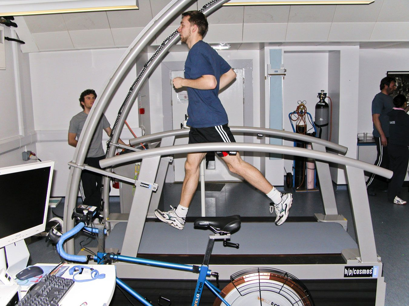 Kingston University's sport science course climbed 30 place to 15th in the country.