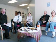 Lent lunchtime talks