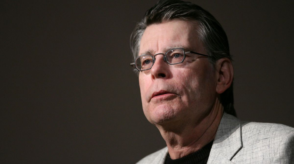 Kingston University symposium shines spotlight on work of king of horror fiction Stephen King