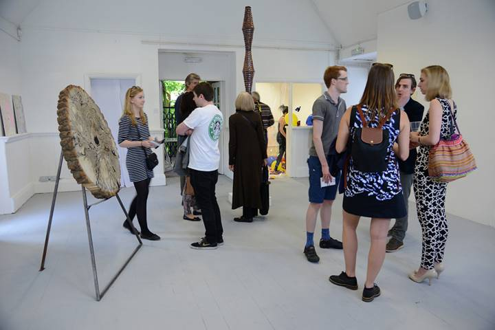 Undergraduate Open Day for Kingston School of Art