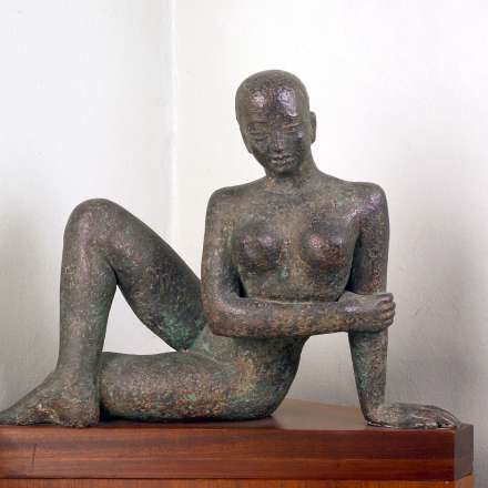 Sculpture by Dora Gordine