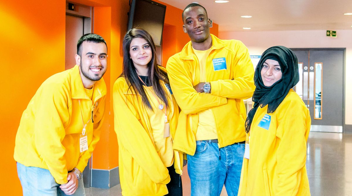 Kingston University named University of the Year in prestigious NEON awards recognising commitment to widening participation in higher education
