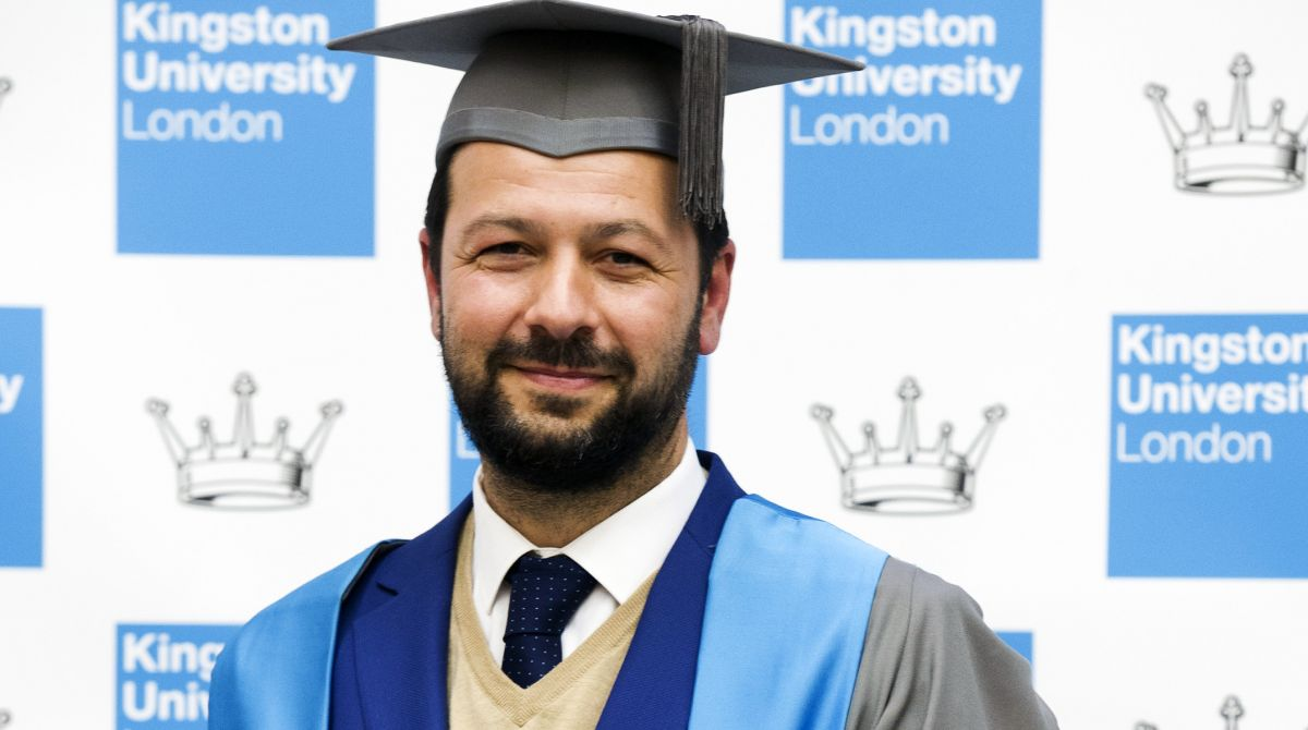 Kingston University academic lays down the law at inaugural professorial lecture