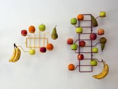 Wall hanging alternative to fruit bowl leads way to new Fruitopia – Kingston University student's design aims to encourage healthy eating and cut down food waste