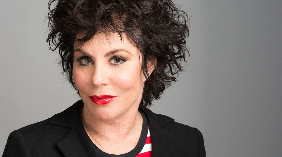 Comedian Ruby Wax opens up to Kingston University students about her mental health battles and work to combat stigma