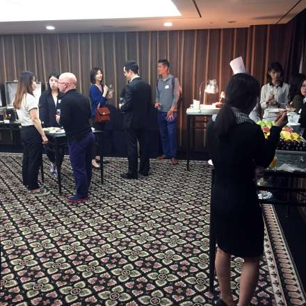 Seoul Reunion October 2014