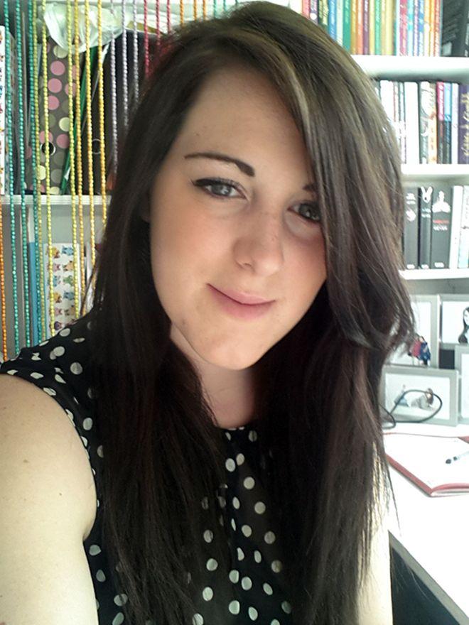 BA(Hons) History student Shannon Everest