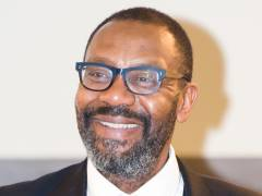 Comedian Lenny Henry praises outstanding Kingston University students at annual Talent Awards