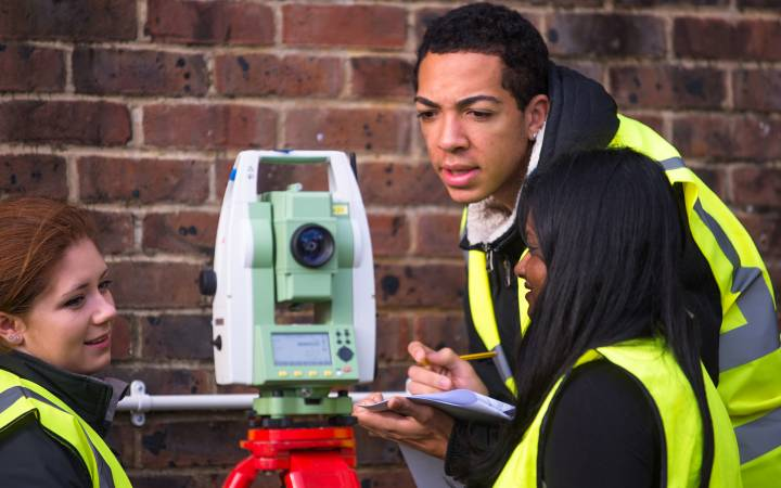 Kingston University's new degree apprenticeship set to provide next generation of civil engineers with skills and experience to meet industry needs