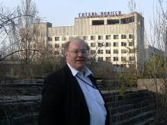 Chernobyl 30 years on: Kingston University radiation expert Dr Alan Flowers reflects on impact of worst nuclear accident in history
