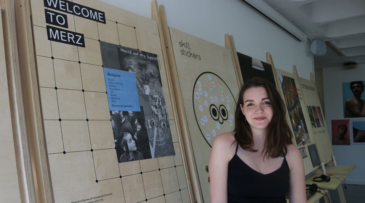 Kingston University graphic design students' innovative creations celebrated at inaugural Mike Bond Awards