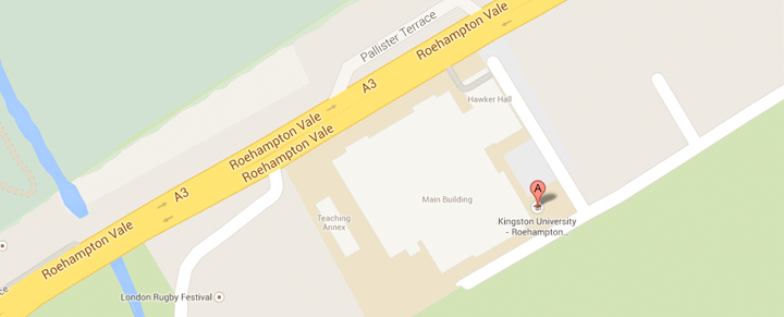 View Roehampton Vale campus and Bournemouth Commercial Flight Training on our Google Maps