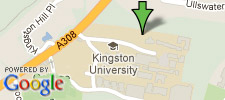 View Kingston Business School and Westminster, central London  on our Google Maps