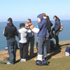 Fieldwork in the Gower, Wales