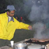 Traditional Braai in South Africa