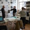Students at Le Havre workshop