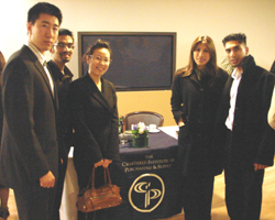 Student visit to the Chartered Institute of Purchasing and Supply (CIPS)