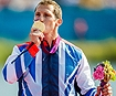 Olympic gold for graduate Ed McKeever
