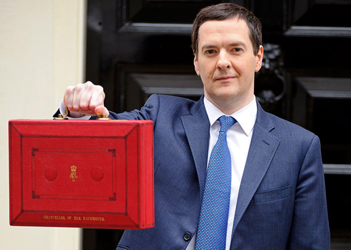 The Chancellor's budget had been designed to appeal to savers and pensioners, according to Kingston University academic Dr Noikokyris. Picture: Jonathan Hordle/REX